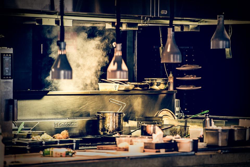 Tipps zum Malen und Dekorieren der Küche Ihres Restaurants