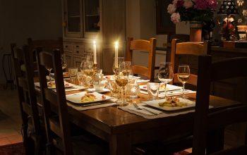 Ideen zum Dekorieren mit Kerzen